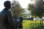 Statue of Lincoln by the Ohio River, Louisville Waterfront Park