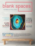 Blank Spaces, Volume 1, Issue 1